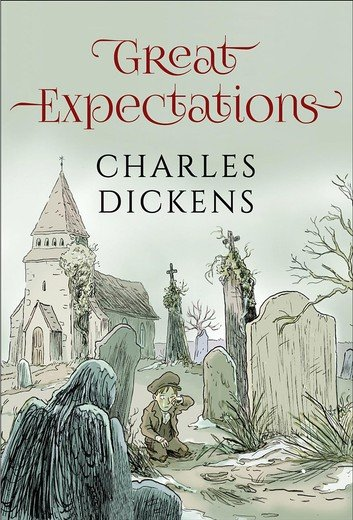 Cover of ''Great Expectations'' by Charles Dickens
