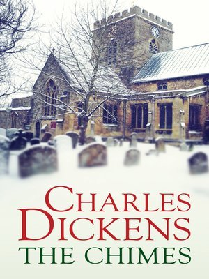 winter books. Charles Dickens. The Chimes.